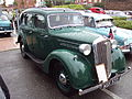 Vintage car at the Wirral Bus & Tram Show - DSC03370.JPG