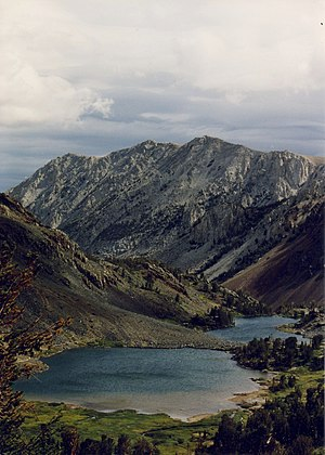 Virginia Lakes - Image: Virginia Lakes Hoover Wilderness