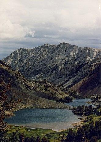 Virginia Lakes - Image: Virginia Lakes Hoover Wilderness
