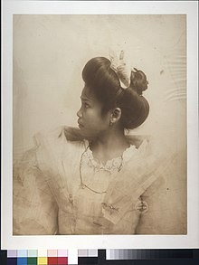 Visayan Girl. (Taken during the 1904 World's Fair).jpg