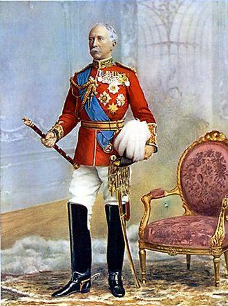 Garnet Wolseley, 1st Viscount Wolseley - Field Marshal Viscount Wolseley