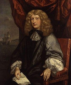 Richard Graham, 1st Viscount Preston - Lord Preston