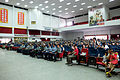 Visitors Watching Programs at Zhong Zheng Hall in 2015 Chengkungling Open Day 20150606.jpg
