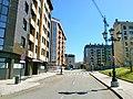 Vista de la Calle de Oviedo-Anita Fratarcangeli- -catedr. italiano.jpg