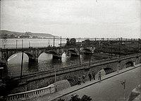 Vista general del Puente Internacional de Irun (1 de 1) - Fondo Marín-Kutxa Fototeka.jpg