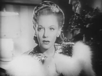 Vivian Blaine - Vivian Blaine in 1946 film Doll Face.