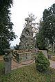 Vojenský hřbitov v Josefově u Jaroměře - pomník ruských zajatců.JPG