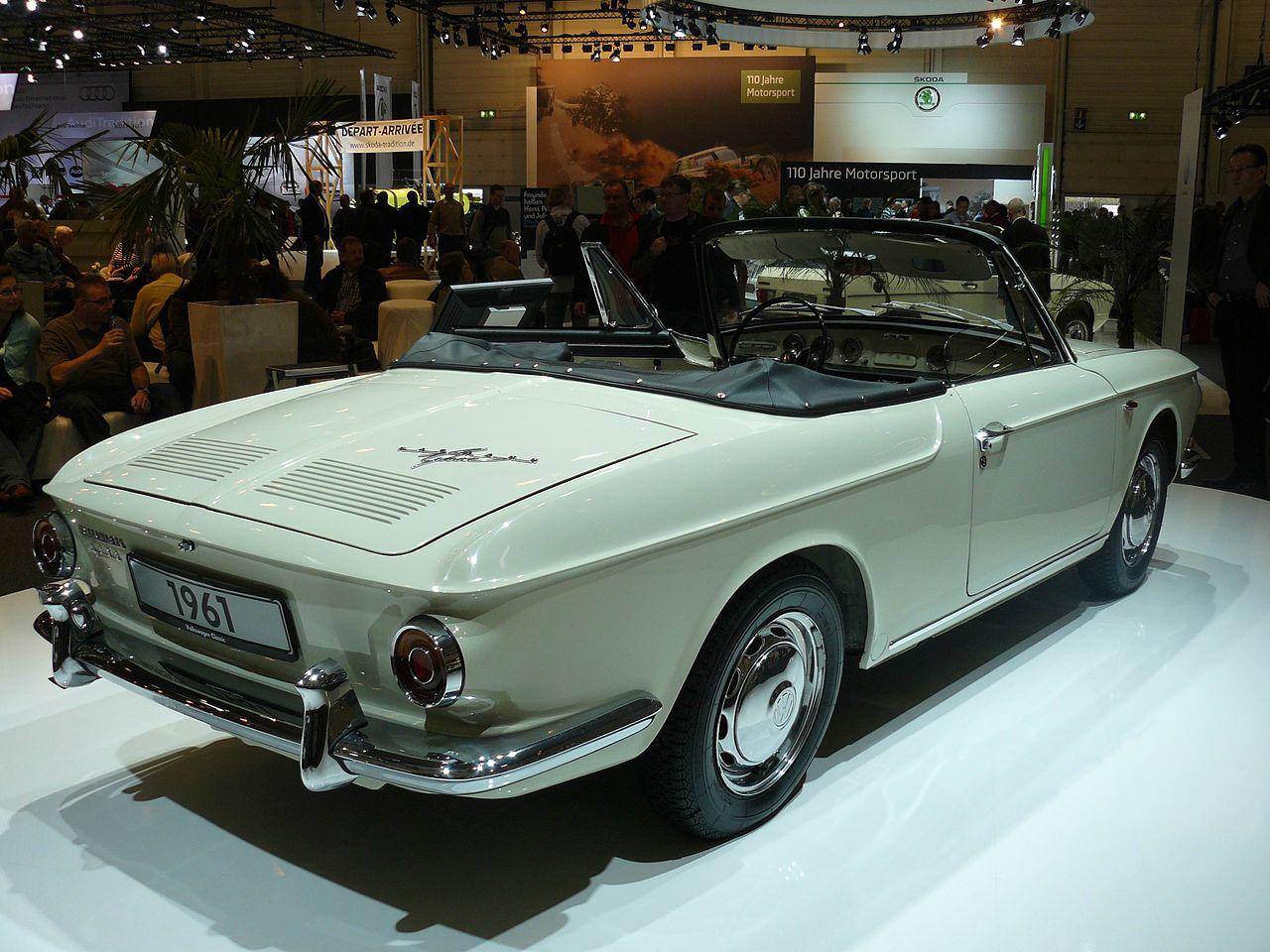 One Off Custom Roadster 1965 Volkswagen Karmann Ghia Type 34 Bring A Trailer