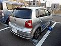 Volkswagen POLO 4door (GH-9NBKY) rear.jpg