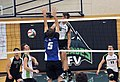 Volleyball UFV men vs COTR 17 (11092349446).jpg