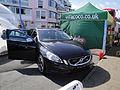 Volvo V60 at Cowes Week 2011.JPG
