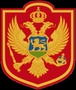 Chief of the General Staff (Montenegro) - Image: Voska Crne Gore