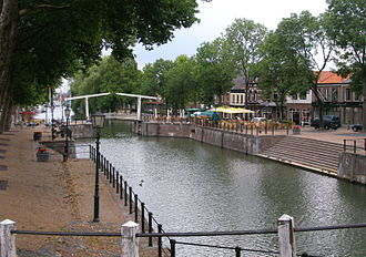 Vreeswijk - The old sluice