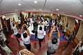 Vriksasana - International Day of Yoga Celebration - NCSM - Kolkata 2015-06-21 7316.JPG