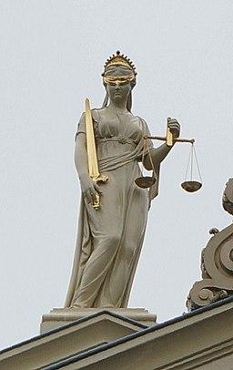 Vrouwe Justitia Zutphen