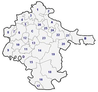 Vukovar-Srijem County - Image: Vukovar Srijem County