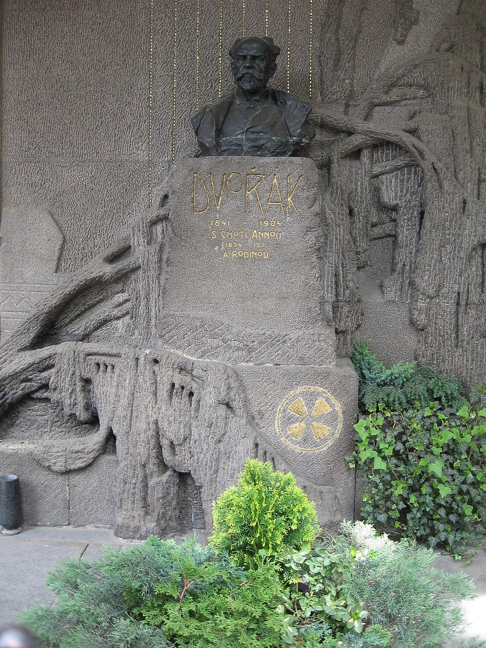 Vysehrad Antonin Dvorak