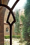 wlm - m.arjon - oosterhout sint paulus abdij binnenhof