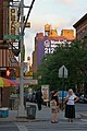 W 107th St Manhattan Mini Storage brick wall ad.jpg