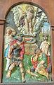 Waase St. Marien Renaissancekanzel Auferstehung Christi P1180269 7 8.jpg