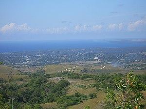 Waingapu - View of Waingapu, Sumba