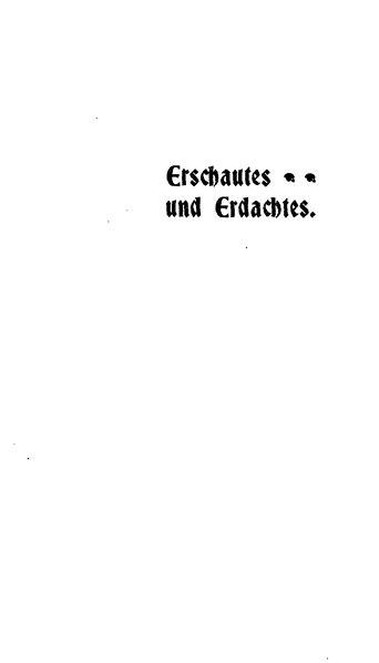File:Waldburg Erschautes und Erdachtes.djvu