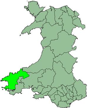 Preseli Pembrokeshire - Preseli Pembrokeshire 1974-1996
