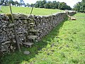 Wall and stile near Old Accraplatts - geograph.org.uk - 718040.jpg