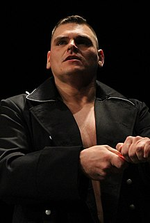 Walter (wrestler) Austrian professional wrestler