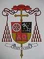 Wappen Karl Kardinal Lehmann, Bischof von Mainz.JPG