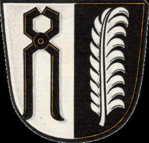 Hünstetten - Image: Wappen Ketternschwalbach (Hünstetten)