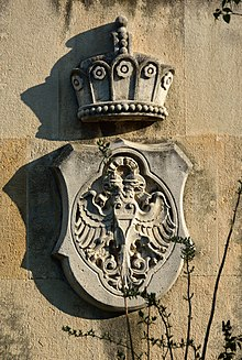 Wappen mit Doppeladler Fassade Objekt I Arsenal DSC 7954w.jpg