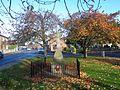 War memorial, Copmanthorpe (4th November 2016).jpg
