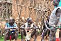Warriors, Banna Tribe, Ethiopia (14478195424).jpg
