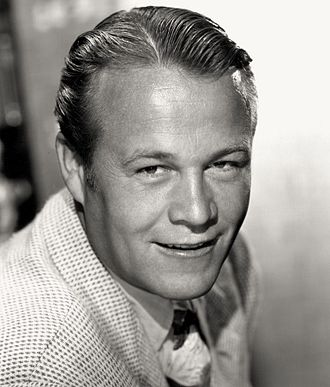 Wayne Morris (American actor) - Morris in 1948