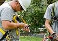 Wayne National Forest Solar Panel Construction (3725048901).jpg