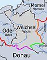 Weichsel-Becken Europäische Wasserscheide Ostsee-Scharzes Meer.jpg