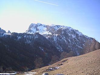 Lower Tauern - Weißeck (2,711 m) from Zederhaus