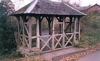 Glasbury - Cynidr's Well, Ffynnon Gynydd