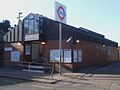 West Harrow stn building.JPG