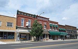 Owosso, Michigan - The West Town Historic District