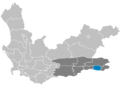 Western Cape Municipalities showing Knysna.png