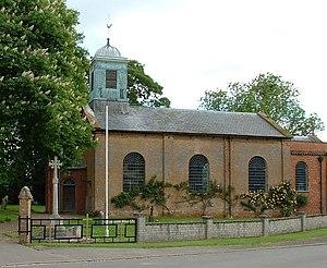 Whaplode Drove - Image: Whaplode Drove Church geograph.org.uk 177302