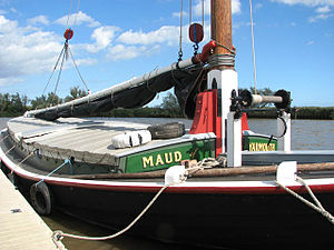 Maud (wherry) - Image: Wherry Maud
