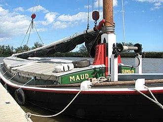 Maud (wherry) - Image: Wherry Maud