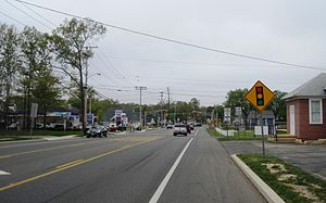 Whiting, New Jersey - Center of Whiting