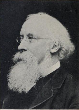 Whitley Stokes - Image: Whitley Stokes semiprofile Togail Bruidne Da Derga Emile Bouillon ed 1902 inset