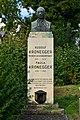 Wiener Zentralfriedhof - Gruppe 30 A - Grab von Rudolf Kronegger.jpg
