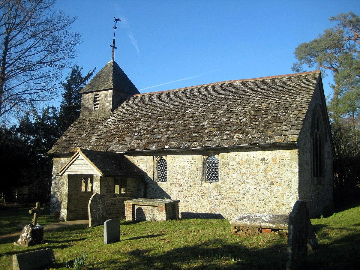 Image result for wiggonholt church