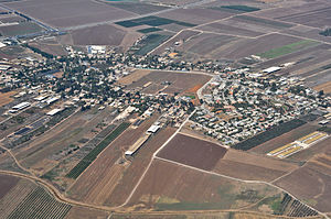 Tel Adashim - Image: Wiki Air Flight IL 13 09 059